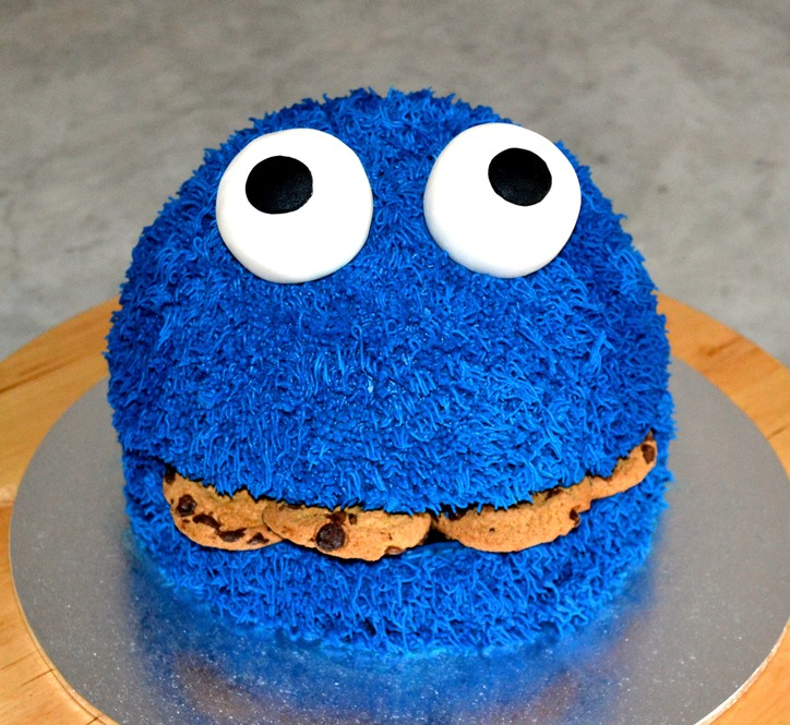 2014 - Cookie Monster
