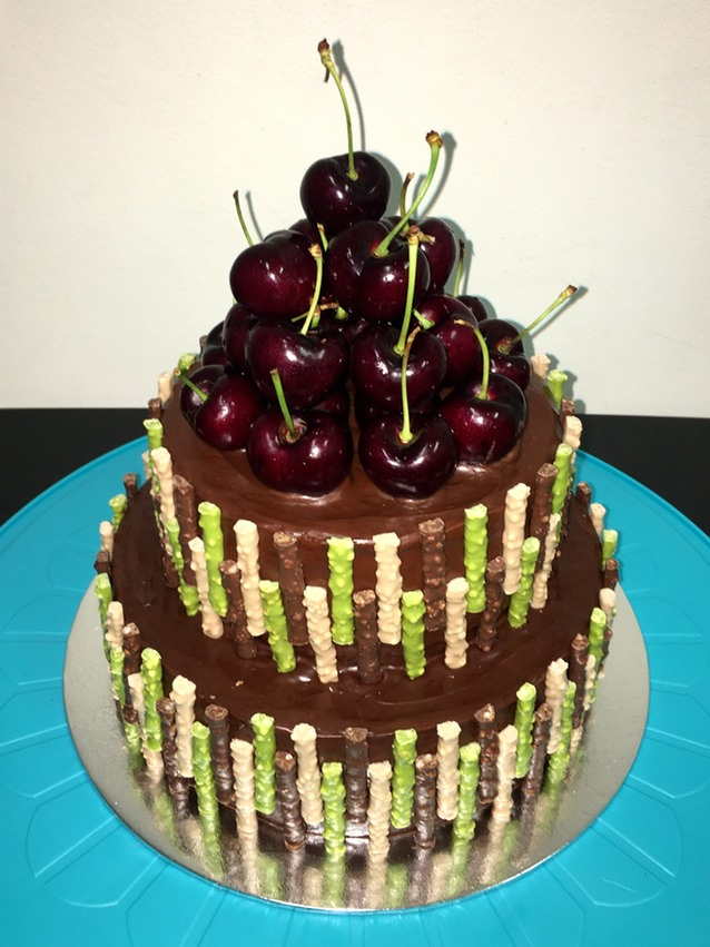 Cherries & Chocolate